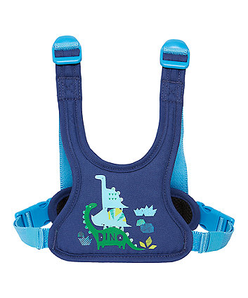mothercare padded harness - dinosaur