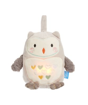 Gro Company ollie the owl light and sound sleep aid