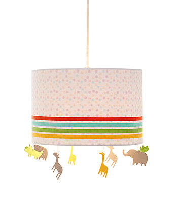 Hello Friend Ribbon Light Shade