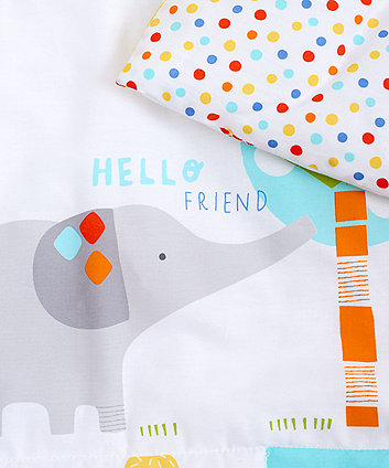 hello friend quilt