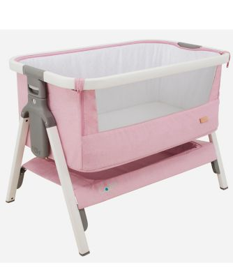 Tutti Bambini coZee® bedside crib - dusty pink *exclusive to mothercare*