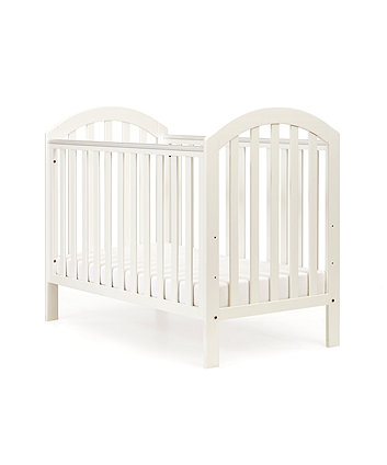 mothercare marlow cot - white