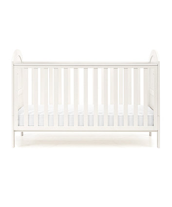 mothercare marlow cot bed - white