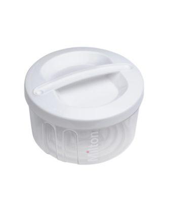 Milton combi steriliser - white
