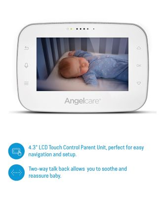 Angelcare AC310 baby video monitor