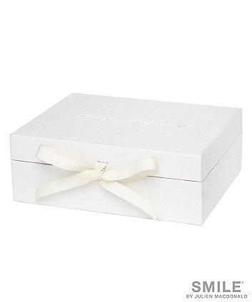 Julien Macdonald SMILE linen keepsake box