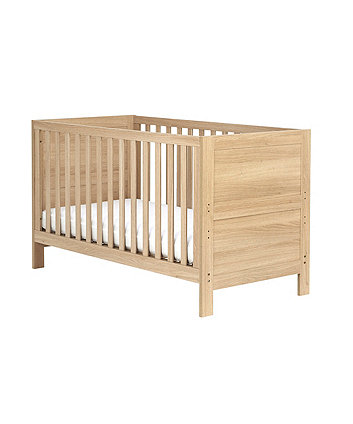 mothercare stretton cot bed