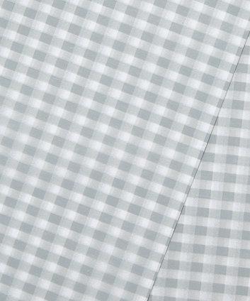 gingham tissue paper