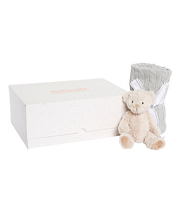 mothercare gift box with tissue - large