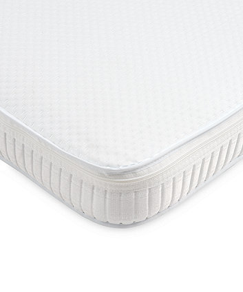mothercare coolplus open coil cot mattress