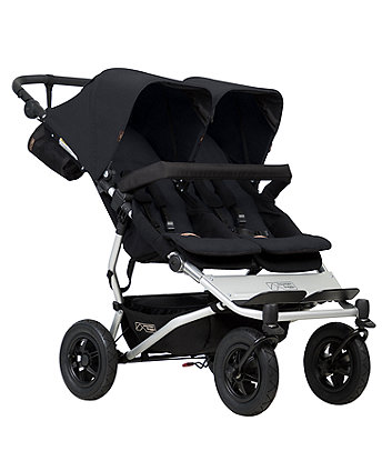 Mountain Buggy duet v3 buggy - black