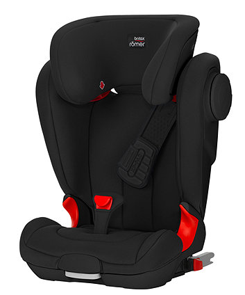 Britax Römer kidfix ii xp sict black series car seat - cosmos black