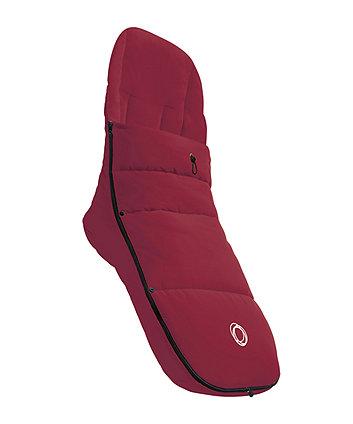 Bugaboo Universal Footmuff - Ruby Red
