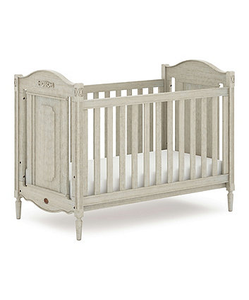 Boori grace cot bed - antique grey