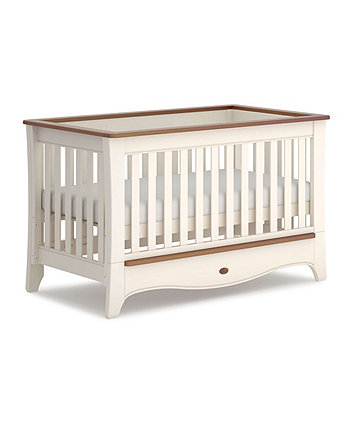 Boori provence convertible plus™ cot bed - ivory and honey
