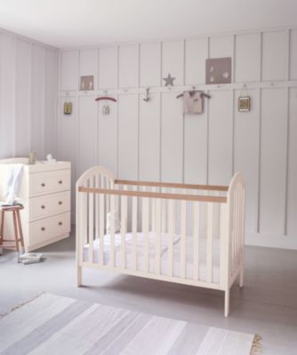 mothercare marlow three drawer changing unit - cream