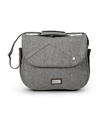 Silver Cross brompton changing bag - grey *exclusive to mothercare*