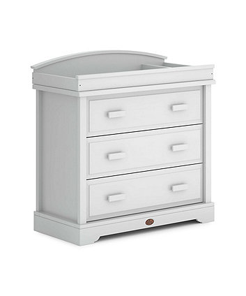 Boori 3 drawer dresser - white
