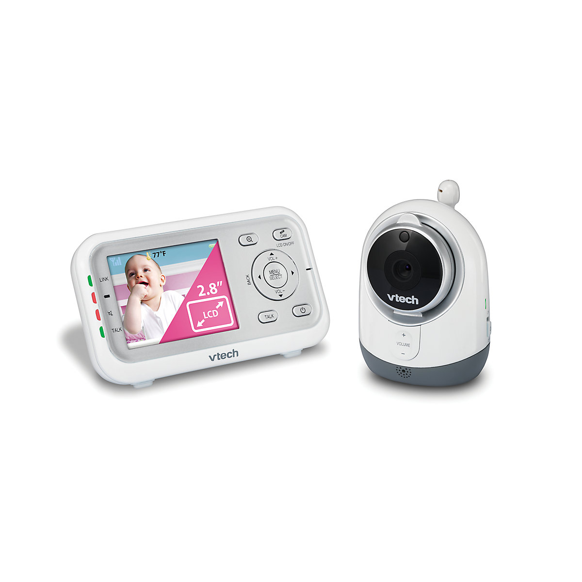 Vtech Safe And Sound Audio Baby Monitor Bm1000 Compare Bluewater Samsung Smart Cam Sew 3041w