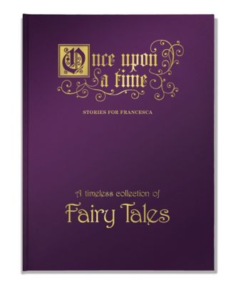 personalised once upon a time: a timeless collection of fairy tales