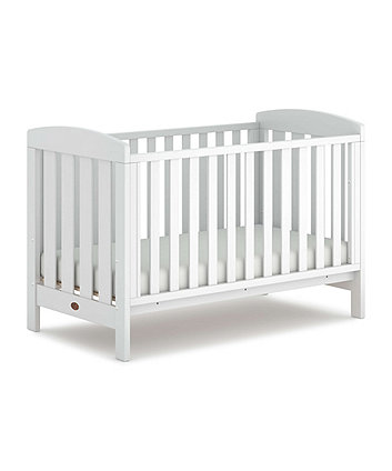Boori alice cot bed - white