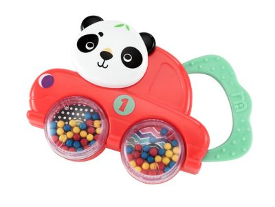 Mothercare Baby Voyage Teethe and Spin Car Rattle