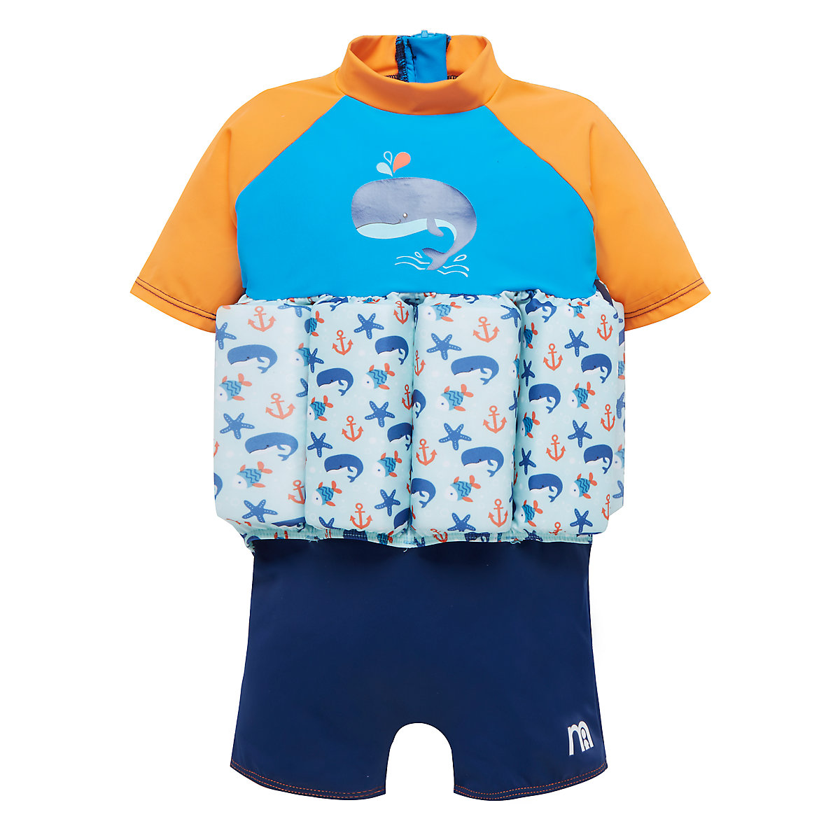 Mothercare Swimsafe Float Suits Blue 1 2