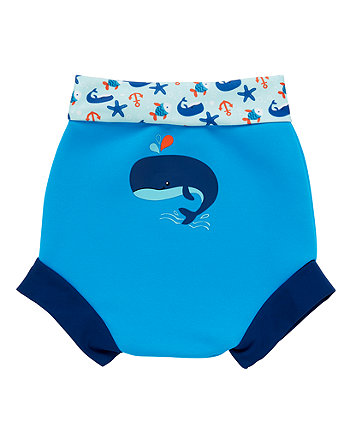 Mothercare Baby Nappy Cover - Blue
