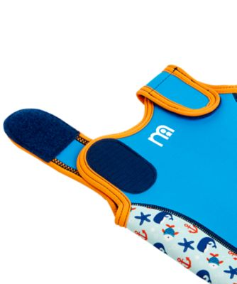 Mothercare Baby Warmers Blue 3-6 Months