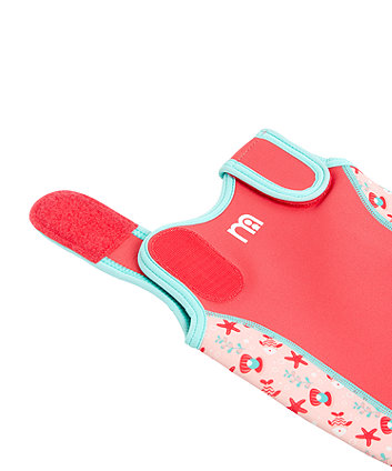 Mothercare Baby Warmers Pink 12-24 Months