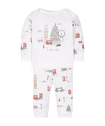 london pyjamas