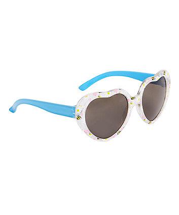 Daisy Heart Sunglasses
