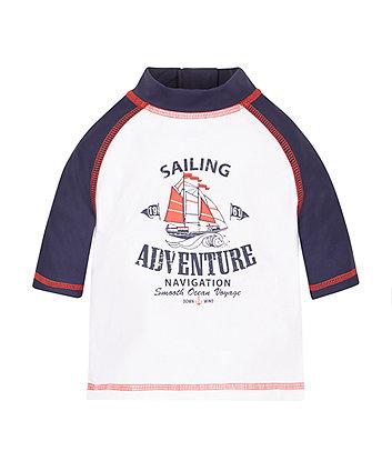 Sailing Adventure Rash Vest