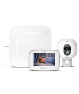 Angelcare AC315 baby movement monitor, with video