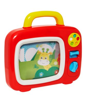 Mothercare Baby Safari Musical TV