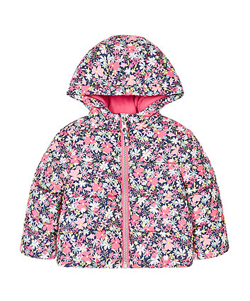 53b73f33e floral padded jacket