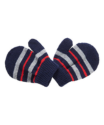 stripe magic mitts