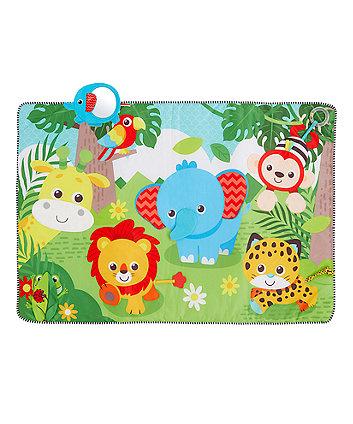 Mothercare Baby Safari Jumbo Playmat