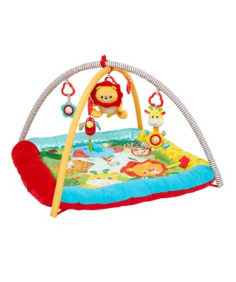 Mothercare Baby Safari Lights and Sounds Playmat