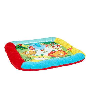 Mothercare Baby Safari Lights and Sounds Playmat