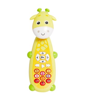 Mothercare My First Giraffe Remote