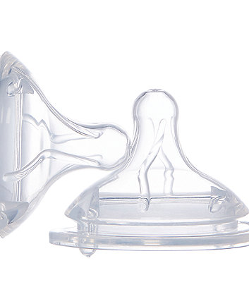 mothercare natural shape medium flow teats