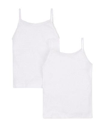 circus cami vests - 2 pack
