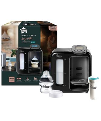 Tommee Tippee perfect prep day and night machine - black
