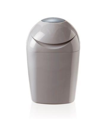 Tommee Tippee sangenic tec nappy disposal bin - urban grey