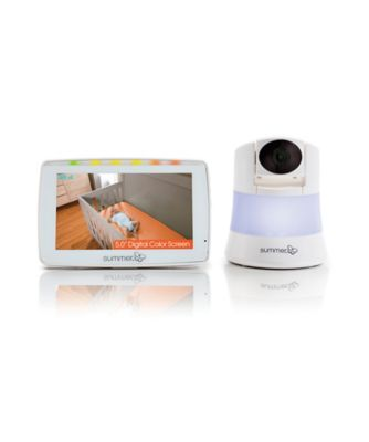 Summer Infant wide view digital monitor