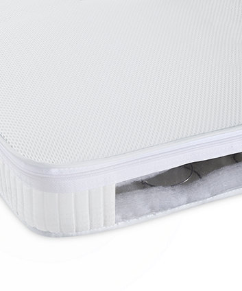 mothercare airflow spring cot mattress