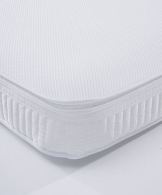 mothercare airflow spring cot bed mattress