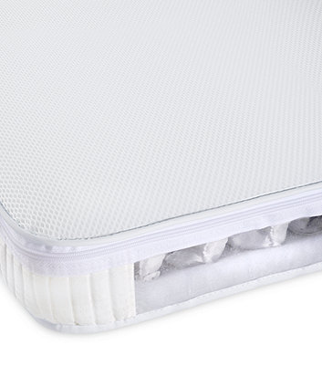 mothercare airflow pocket spring cot mattress