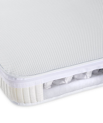 Mothercare Airflow Pocket Spring Cot Bed Mattress